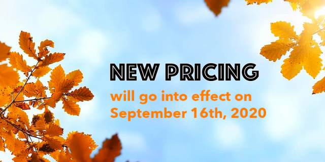 Everything you need to know about our pricing changes