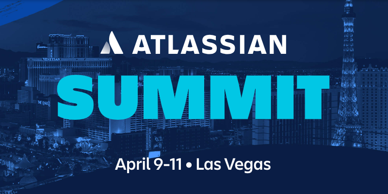 Innovalog at the Atlassian Summit 2019