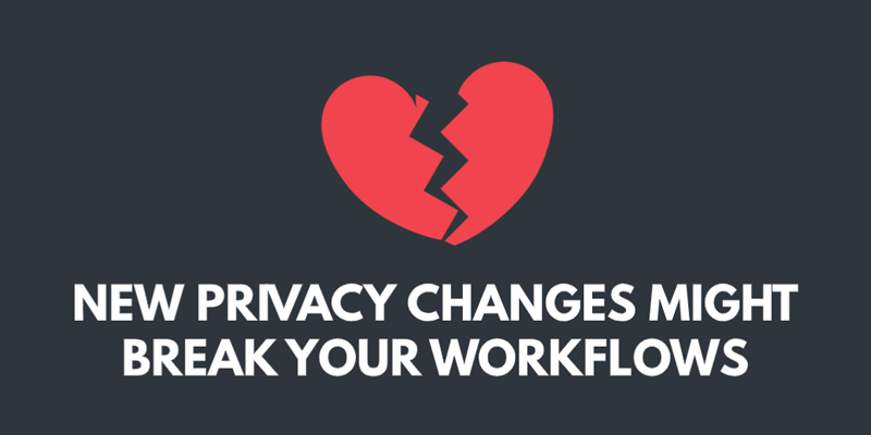New privacy changes might break your Jira workflows