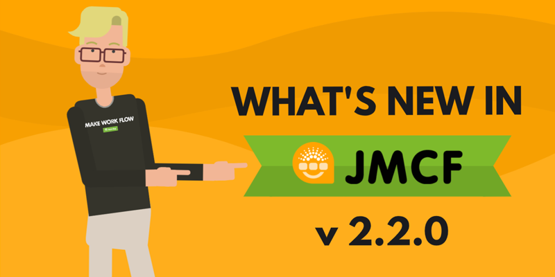 What's new in JMCF 2.2