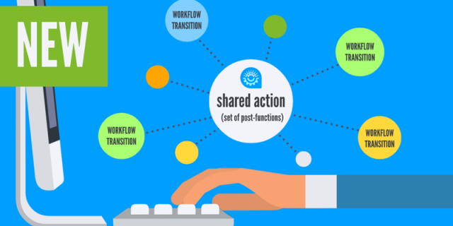 Shared Actions: reusing post-function configurations [new in Jira Cloud]